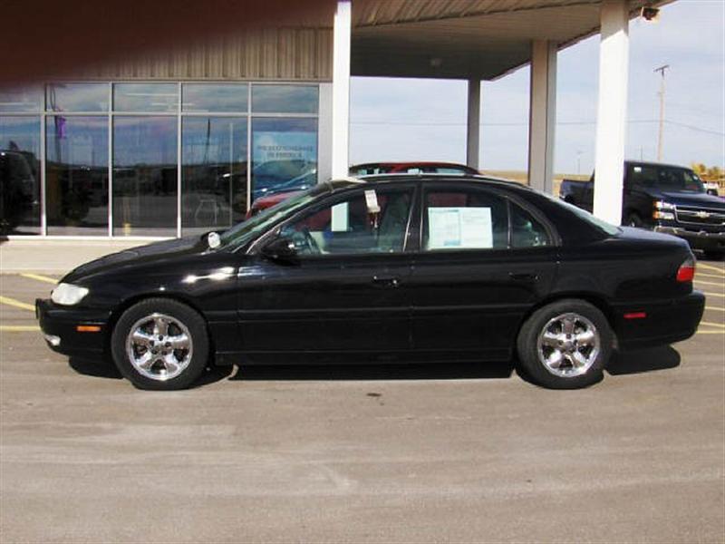 1998 Cadillac Catera Image 13
