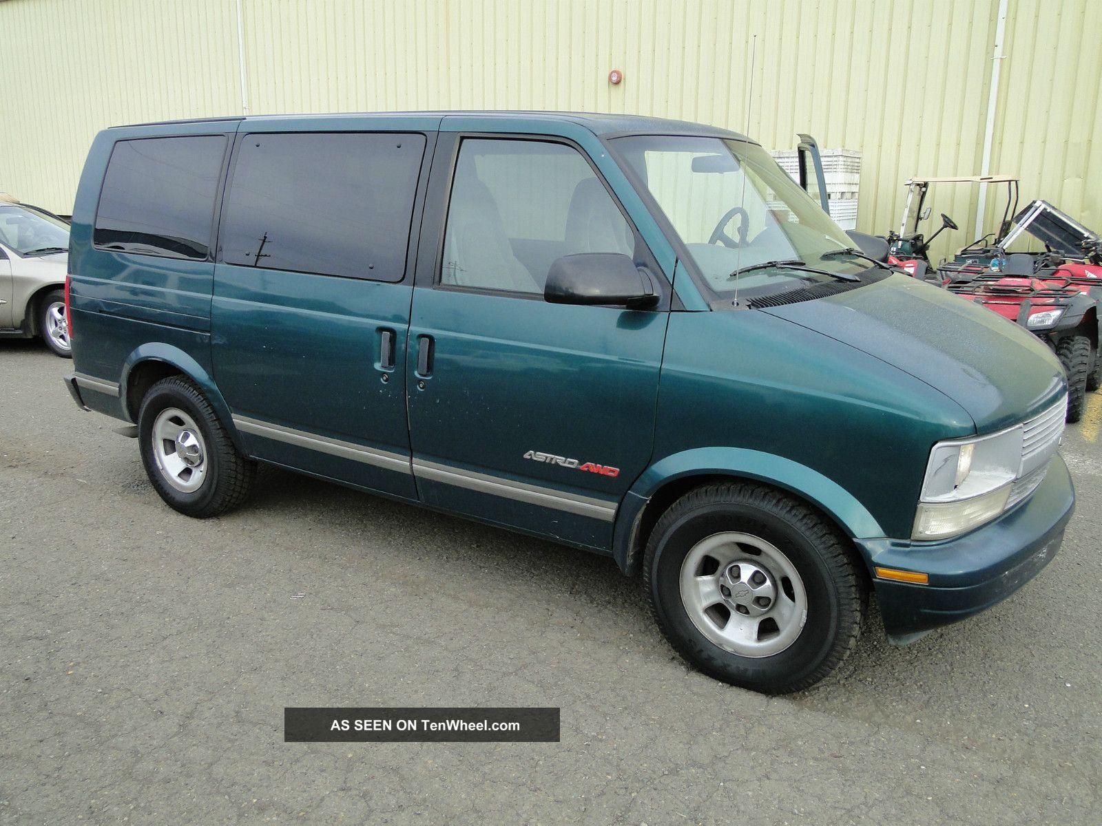 1998 Chevrolet Astro #11 Chevrolet Astro #11