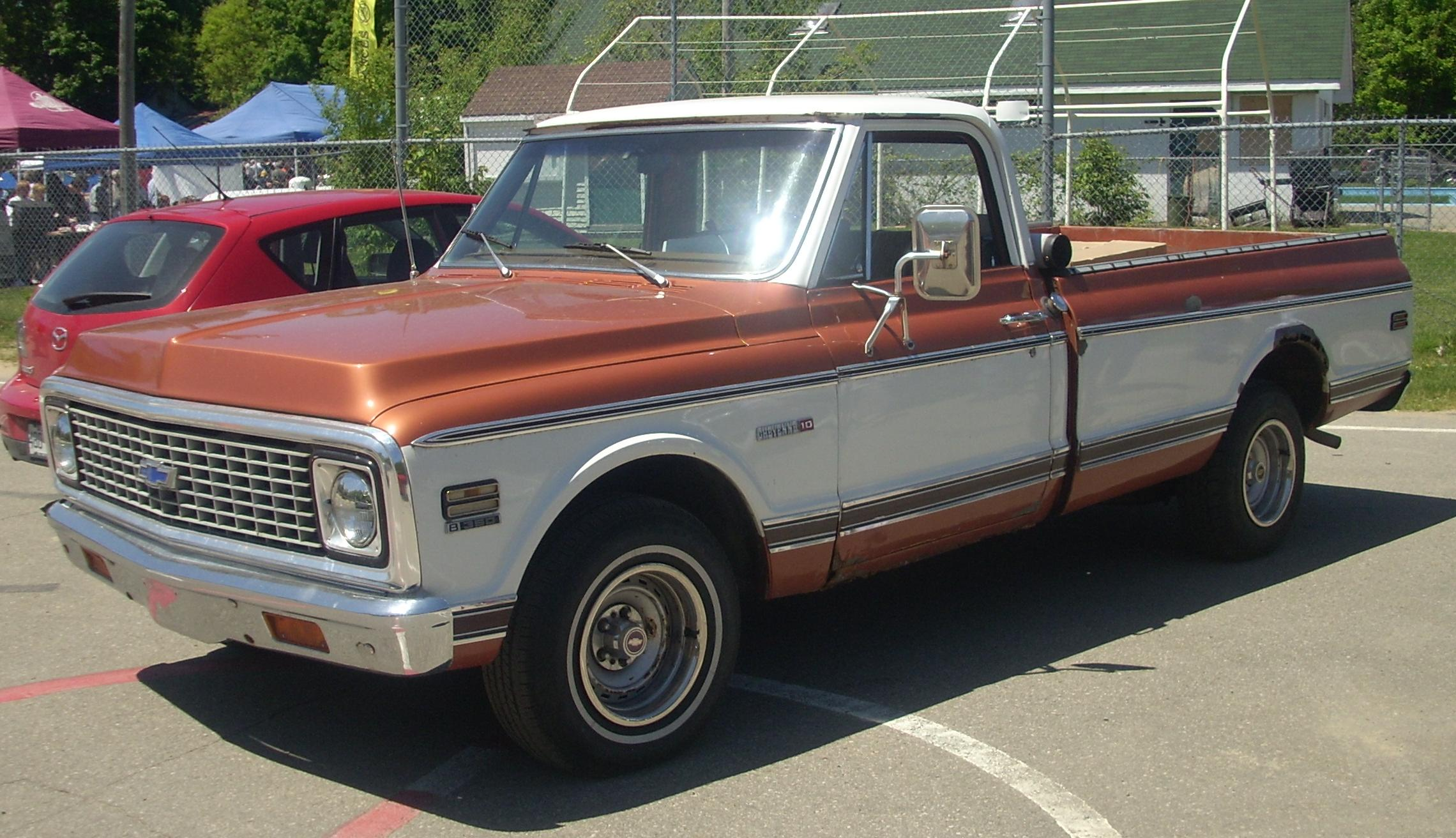 1998 Chevrolet C K 1500 Series Information And Photos Zombiedrive 1971 Ford Truck Wiring Diagrams 5
