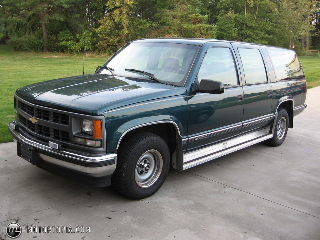 1998 chevrolet suburban 12 chevrolet suburban 12