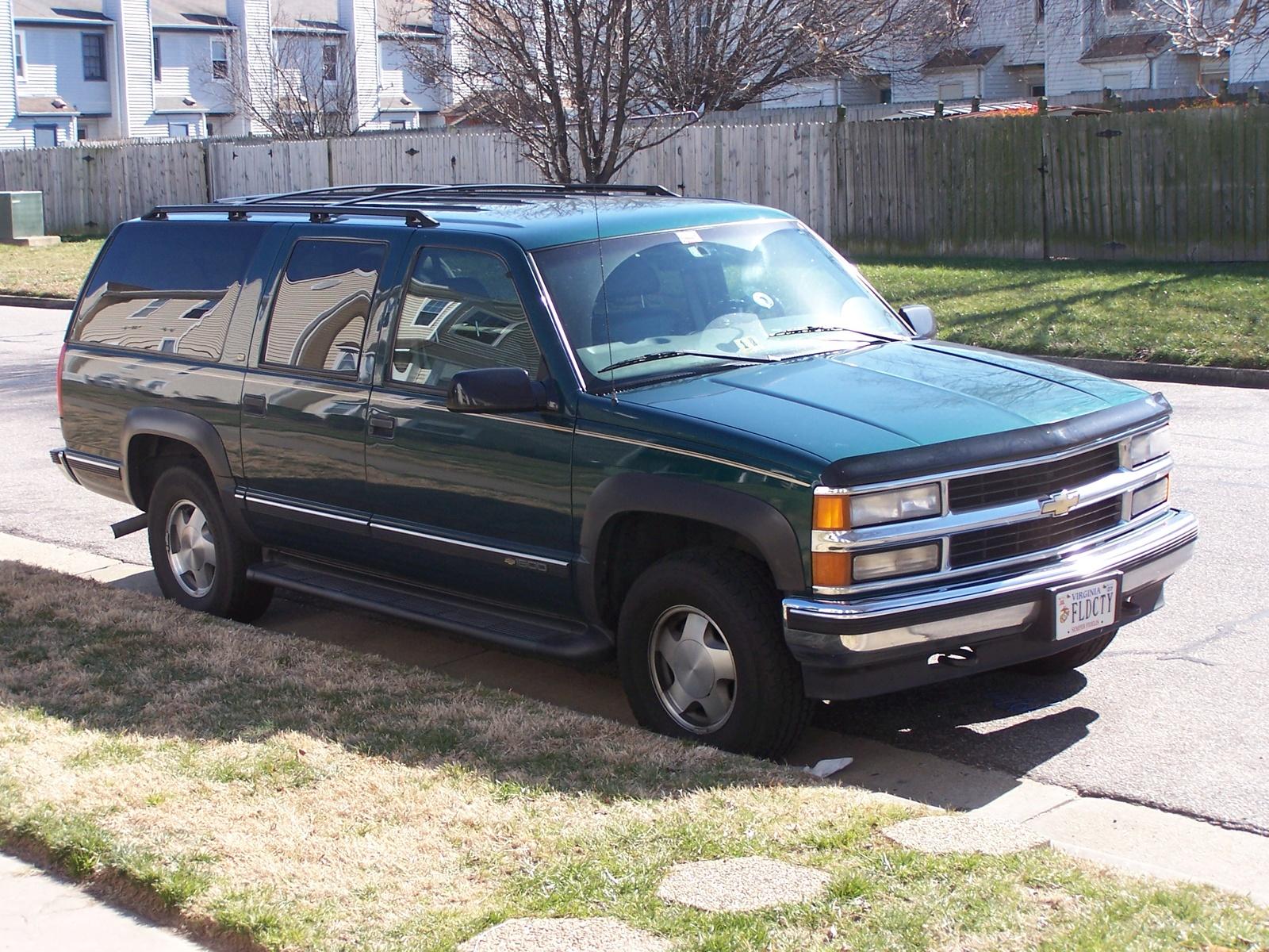 1998 chevrolet suburban 18 chevrolet suburban 18