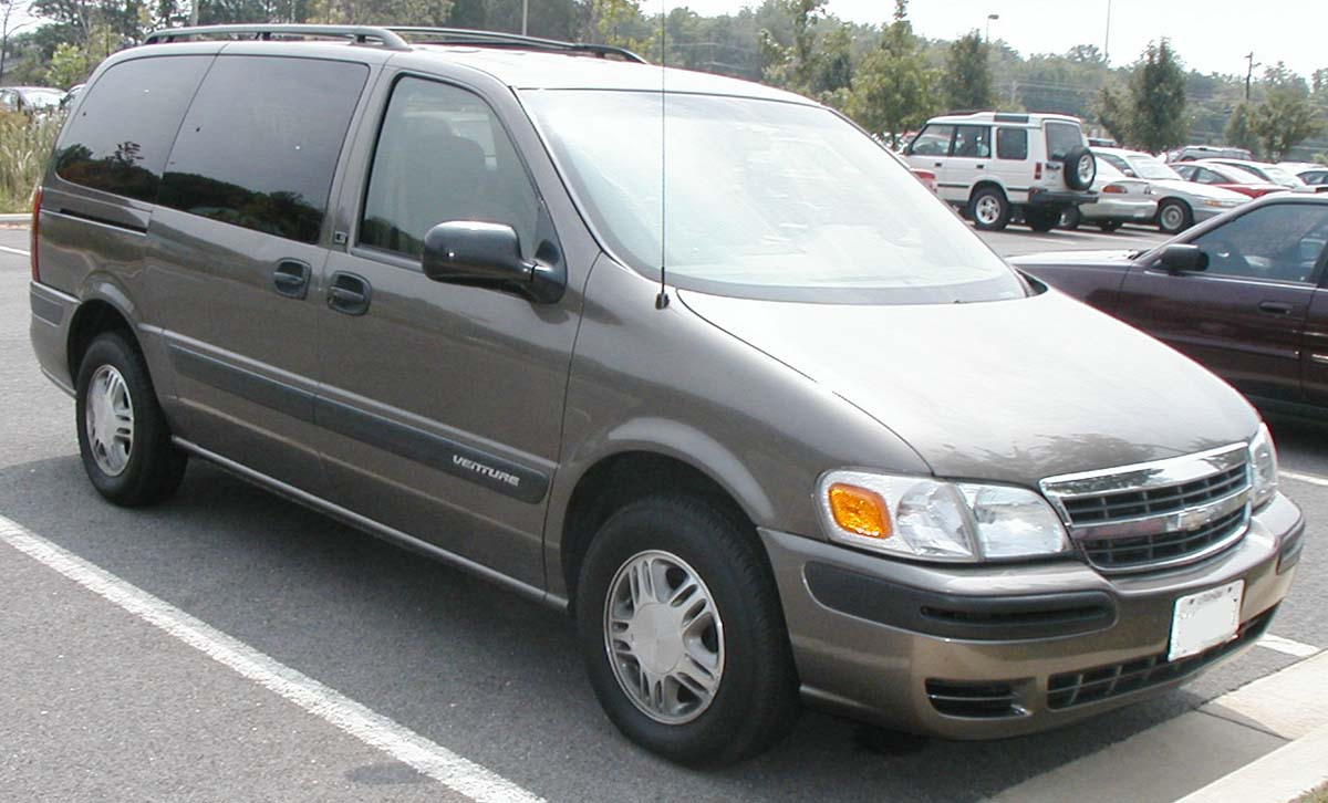 1998 Chevrolet Venture #9 Chevrolet Venture #9