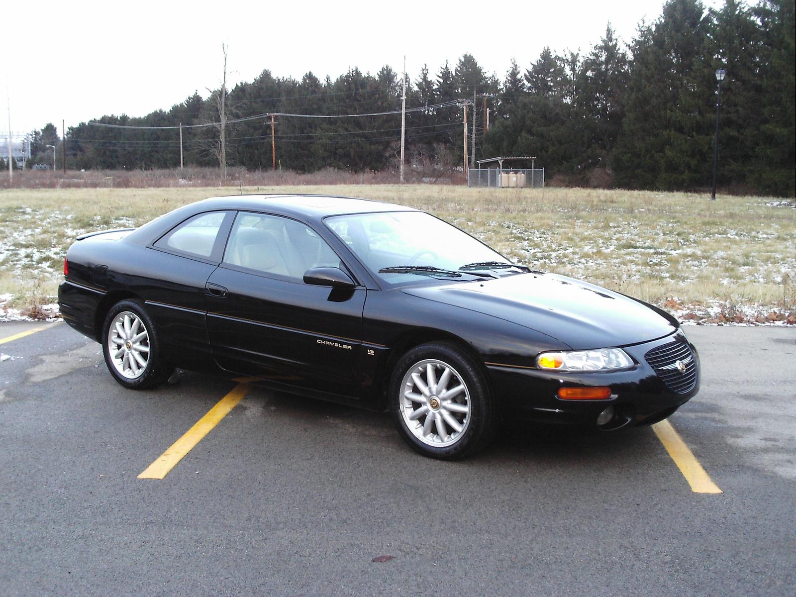 1998 chrysler sebring coupe