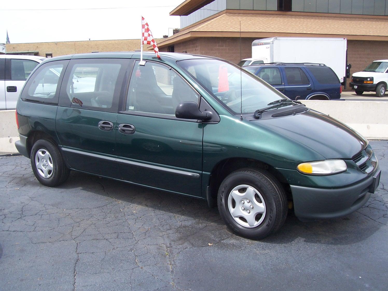 1998 dodge caravan 6 dodge caravan 6