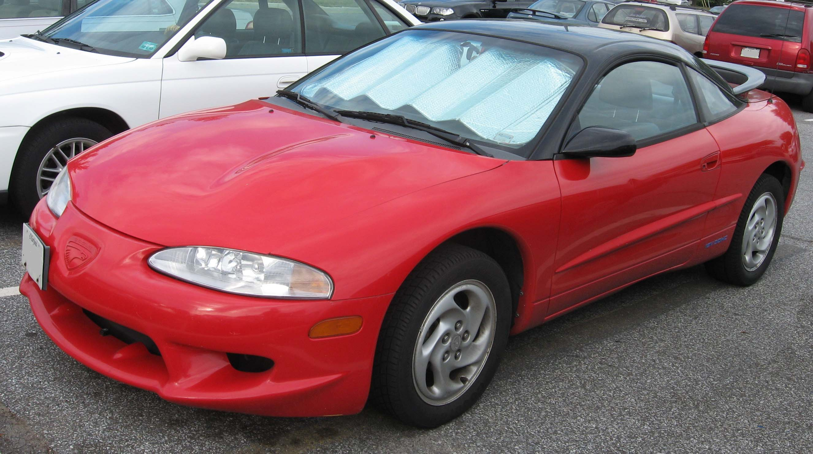 The 1998 Eagle Talon- Getting Better and Better