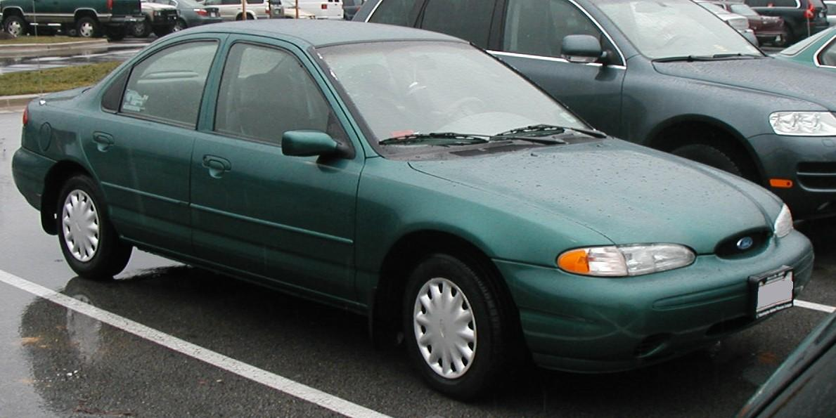 1998 Ford Contour 12