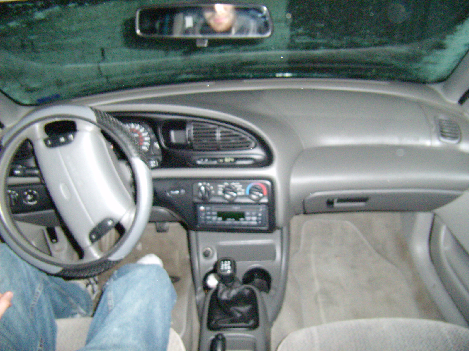 1998 ford contour image 11