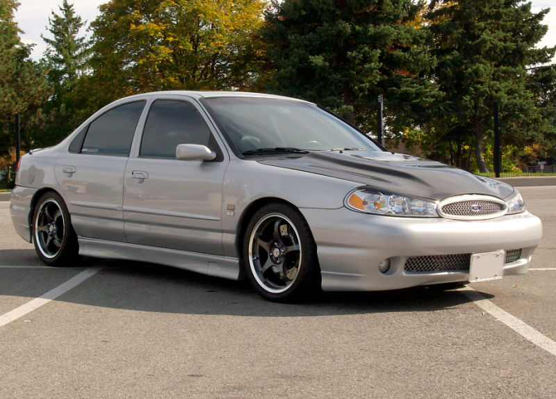 1998 Ford Contour SVT - Information and photos - ZombieDrive