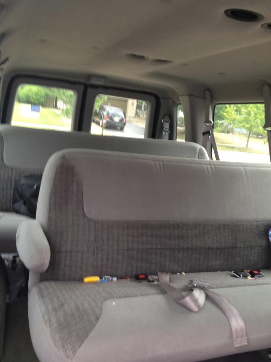 1998 Ford E 350 6