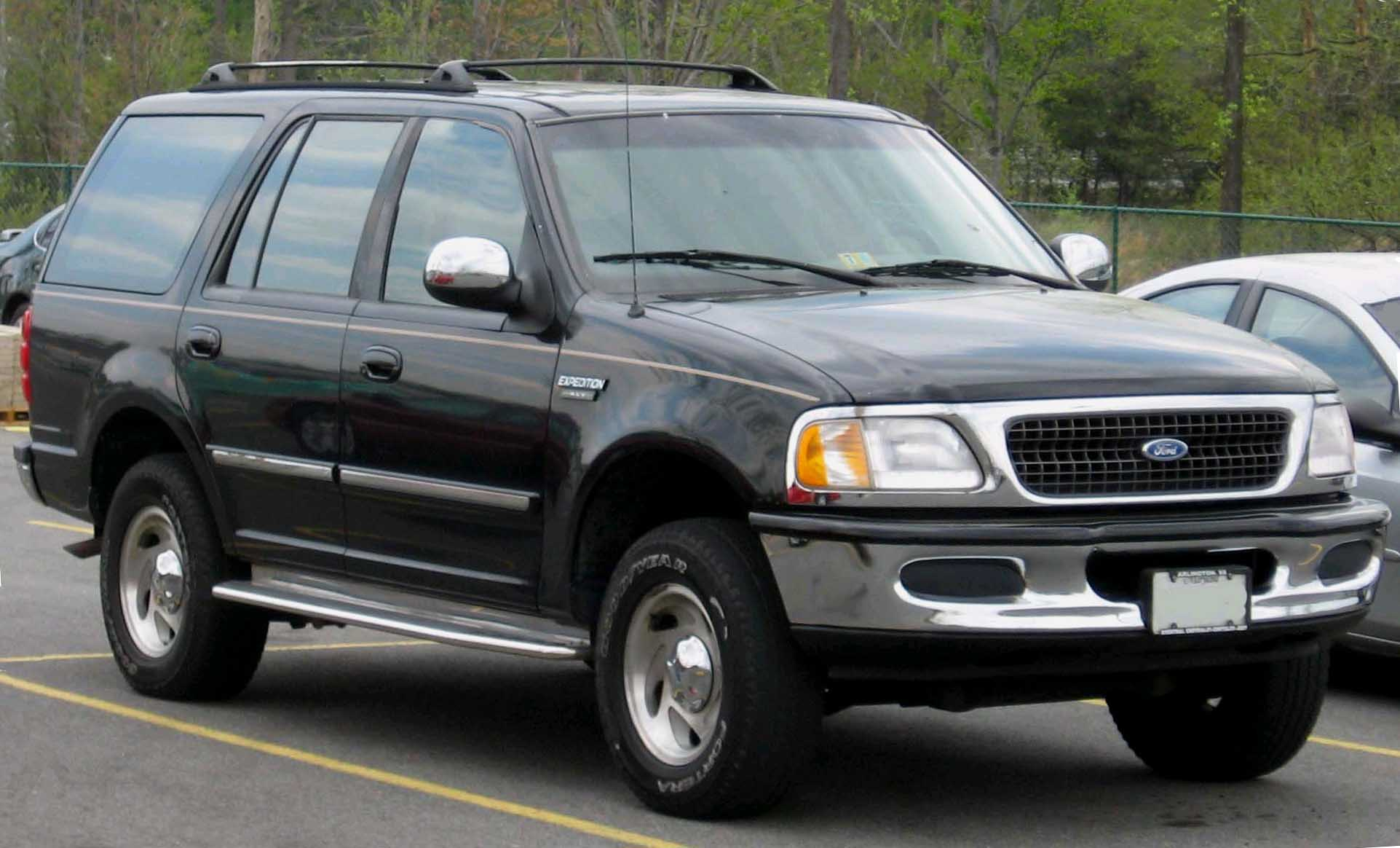 1998 Ford Expedition #12
