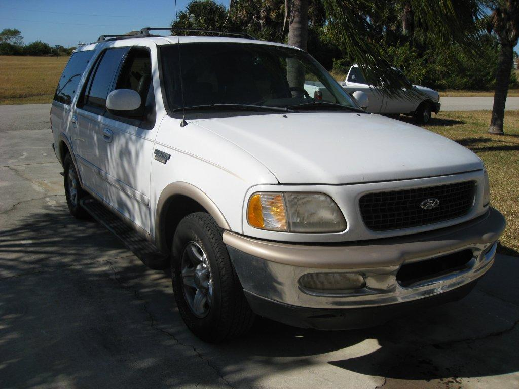 1998 Ford Expedition Image 4