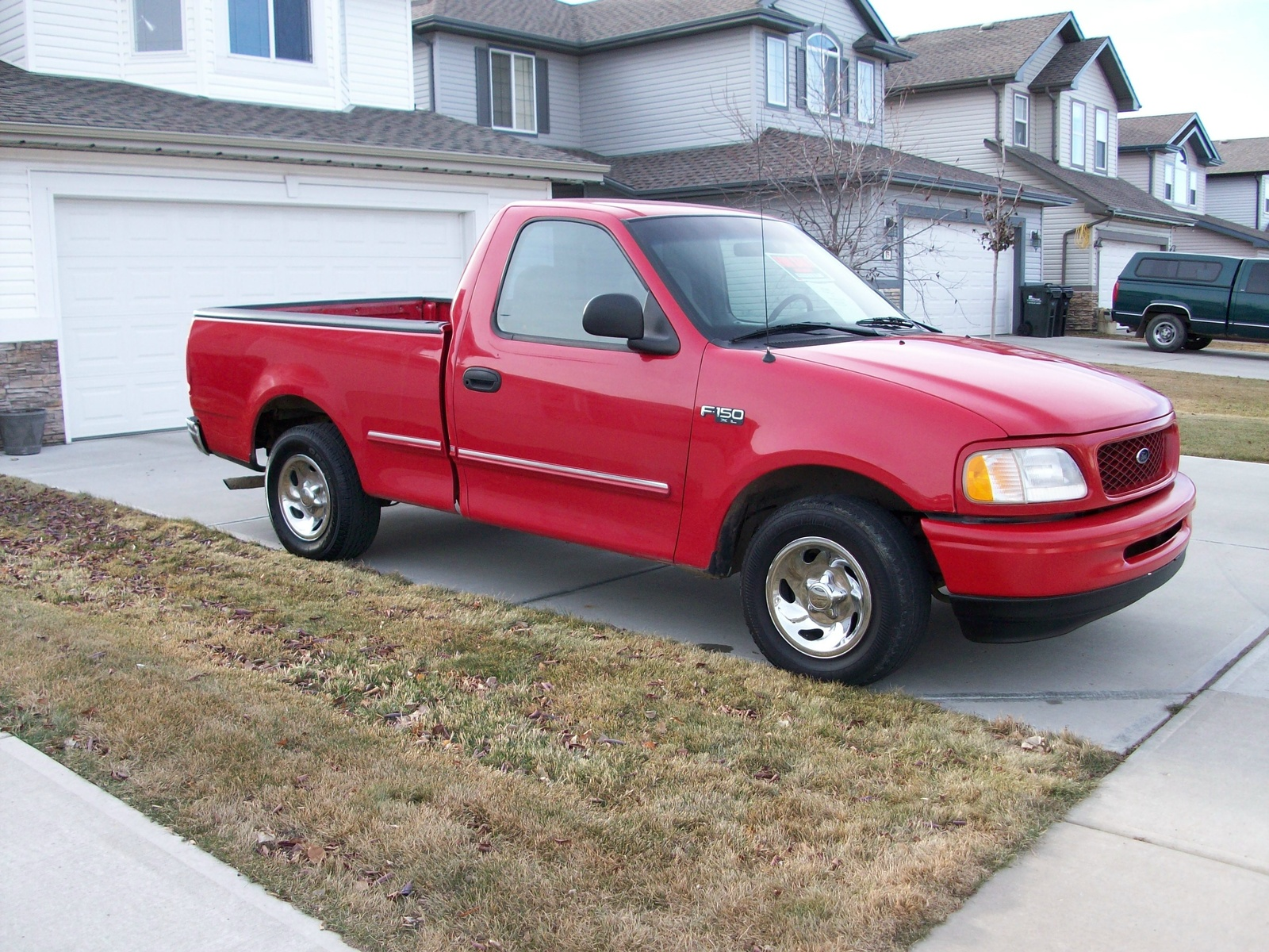 Ford Pickup Truck >> 1998 FORD F-150 - Image #12