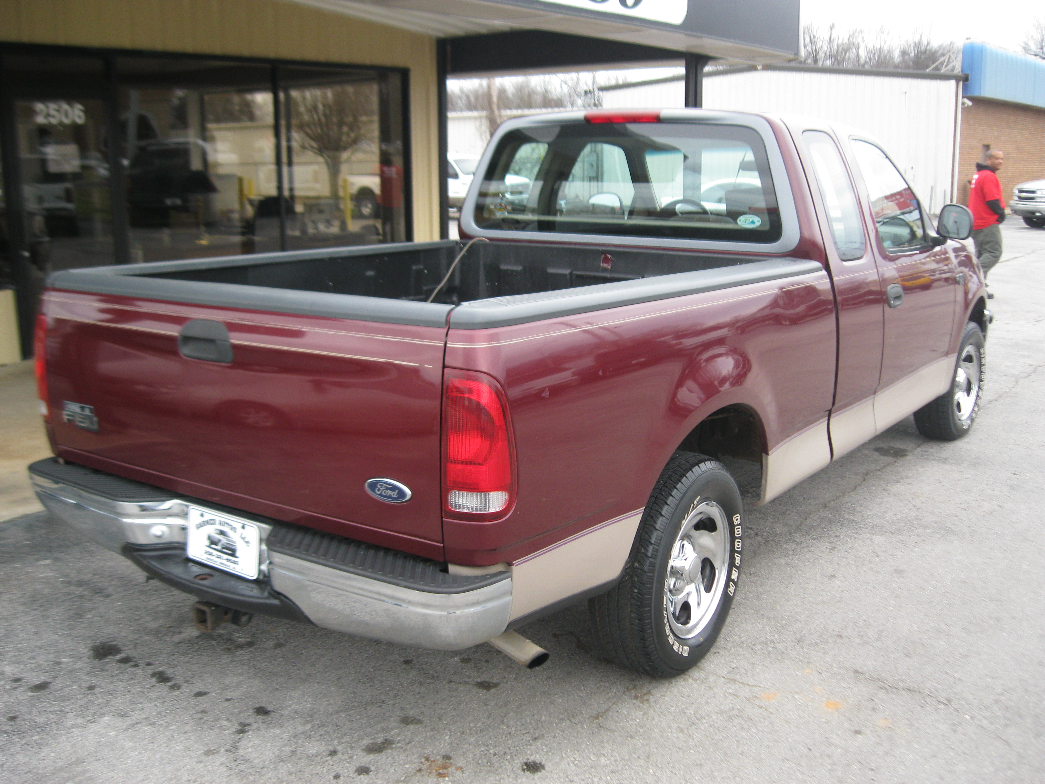 Ford F-150 #10