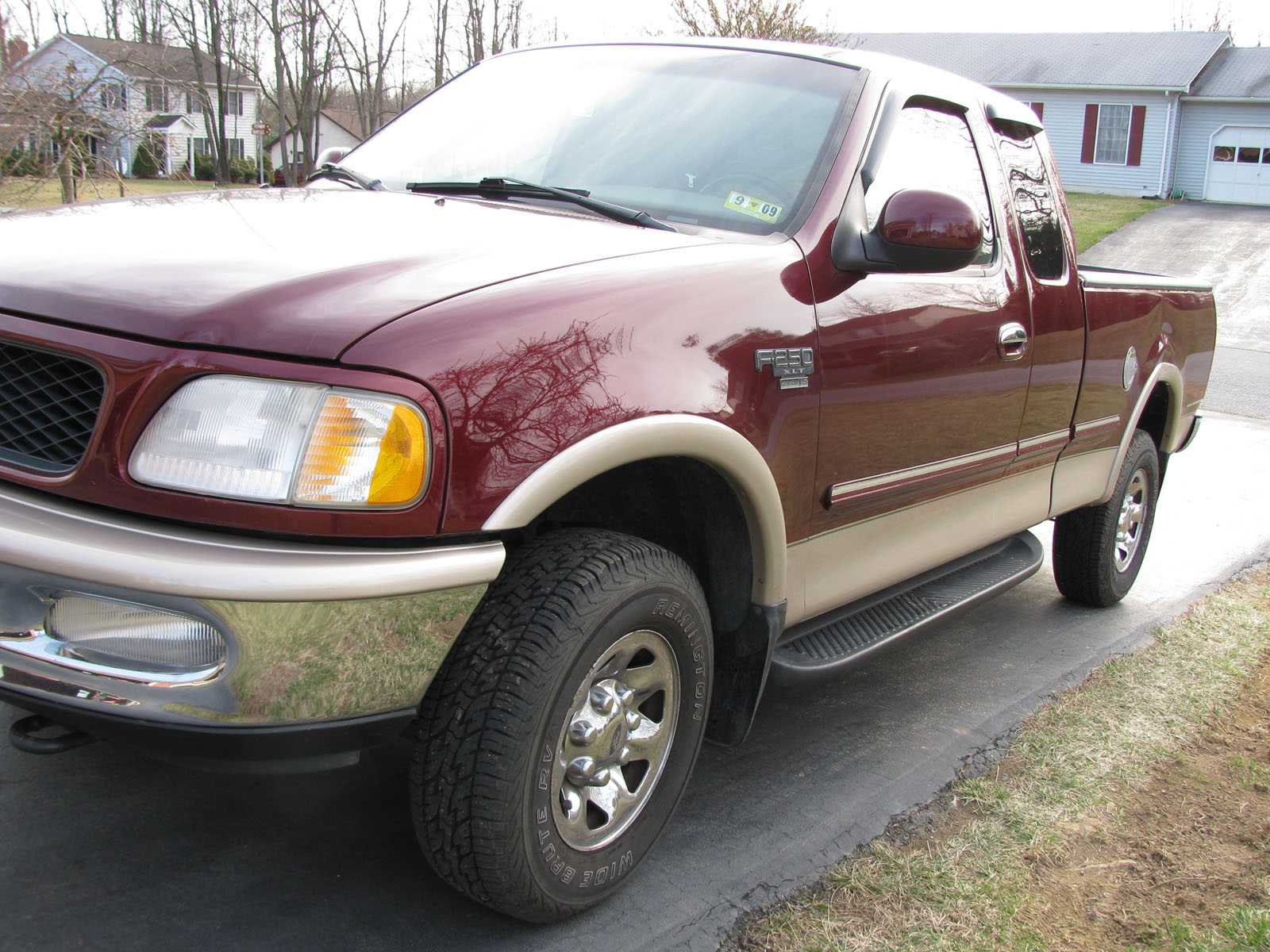 Ford F-250 #7