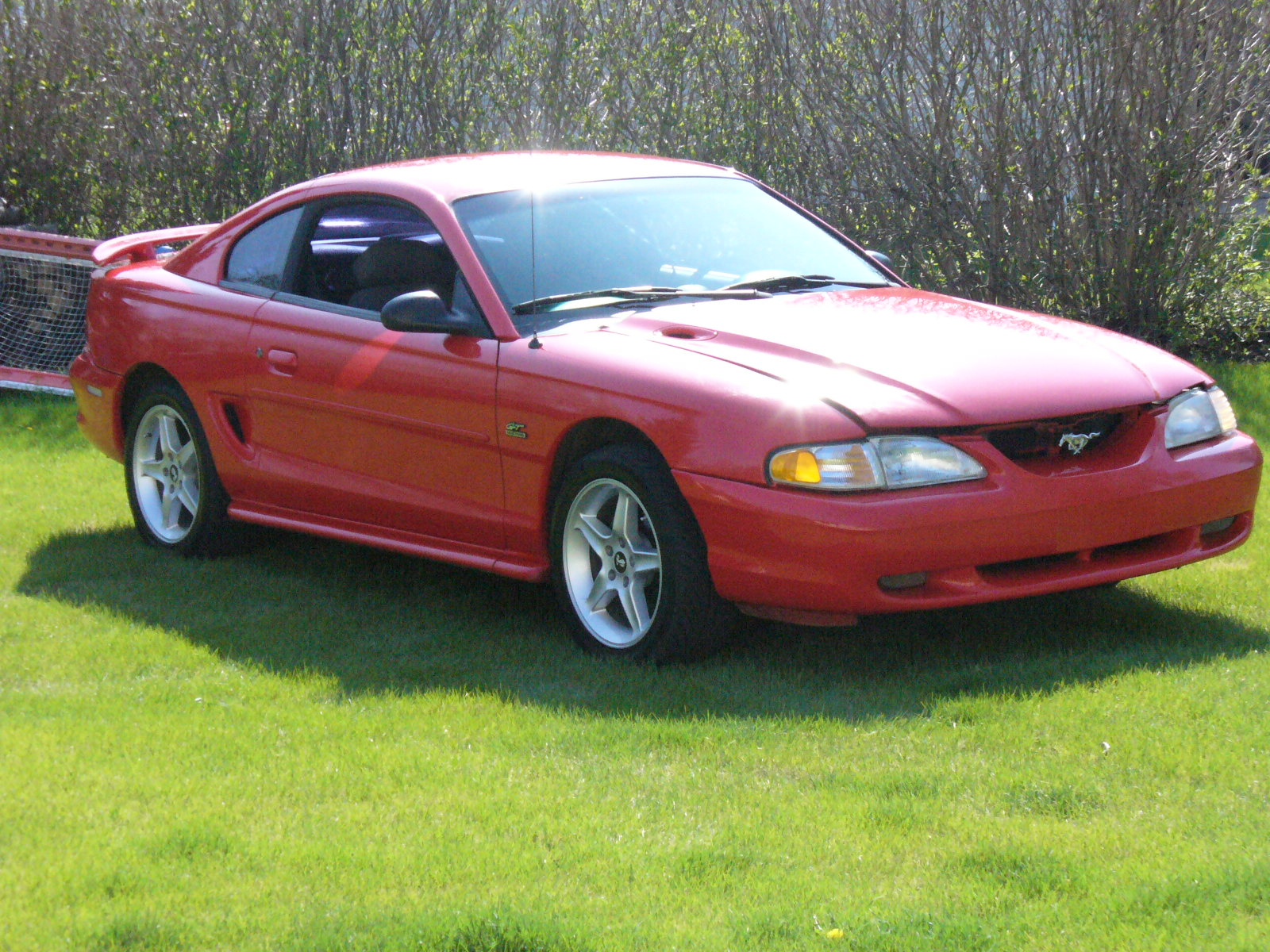 1998 ford mustang image 7