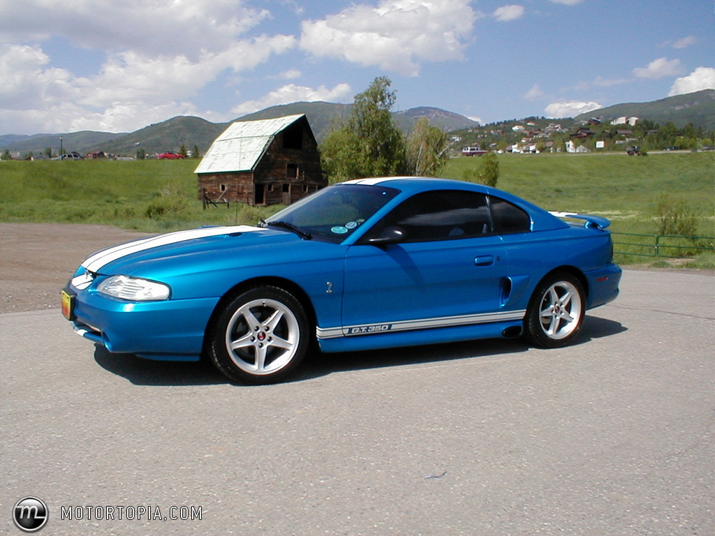 1998 ford mustang image 11