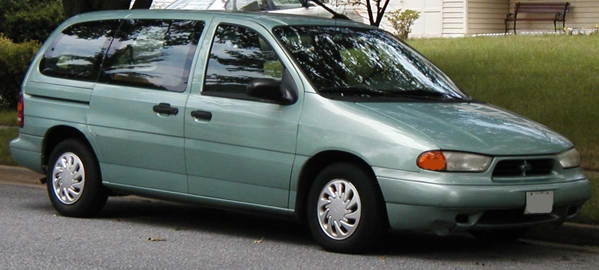 1998 ford windstar information and photos zombiedrive. Black Bedroom Furniture Sets. Home Design Ideas