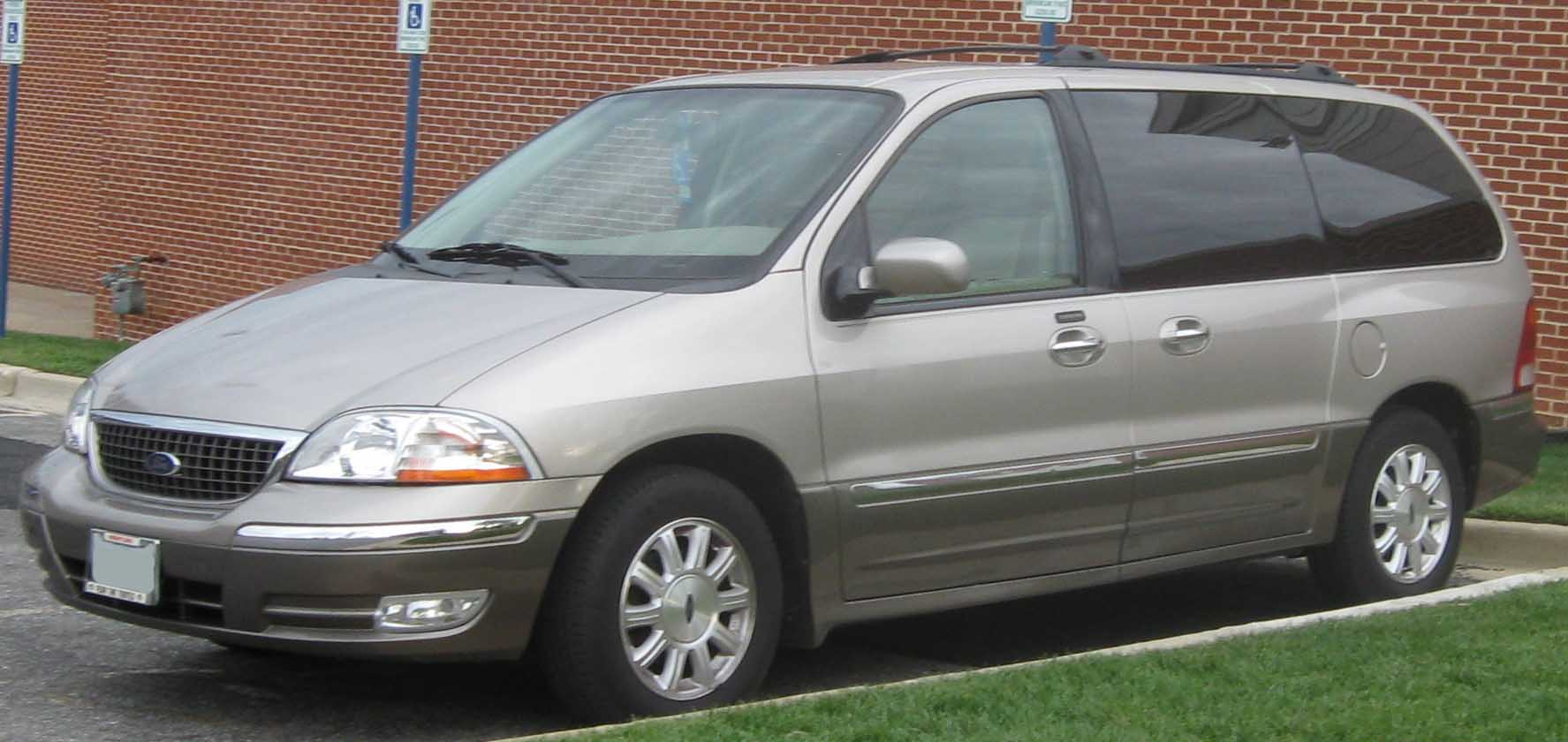 1998 ford windstar cargo 2 ford windstar cargo 2