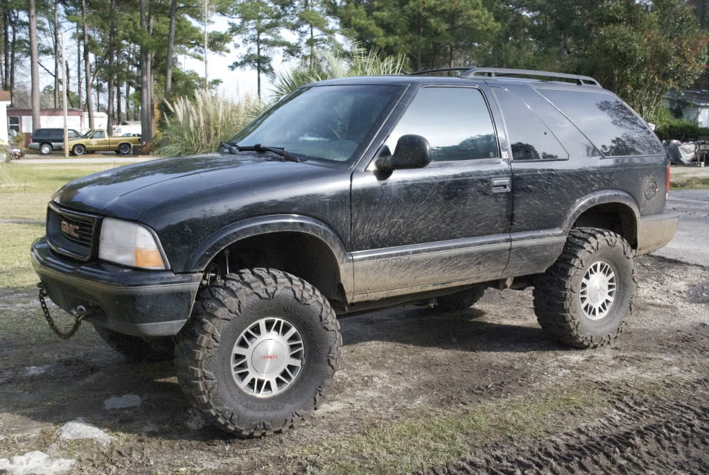 1998 Gmc Jimmy Information And Photos Zombiedrive