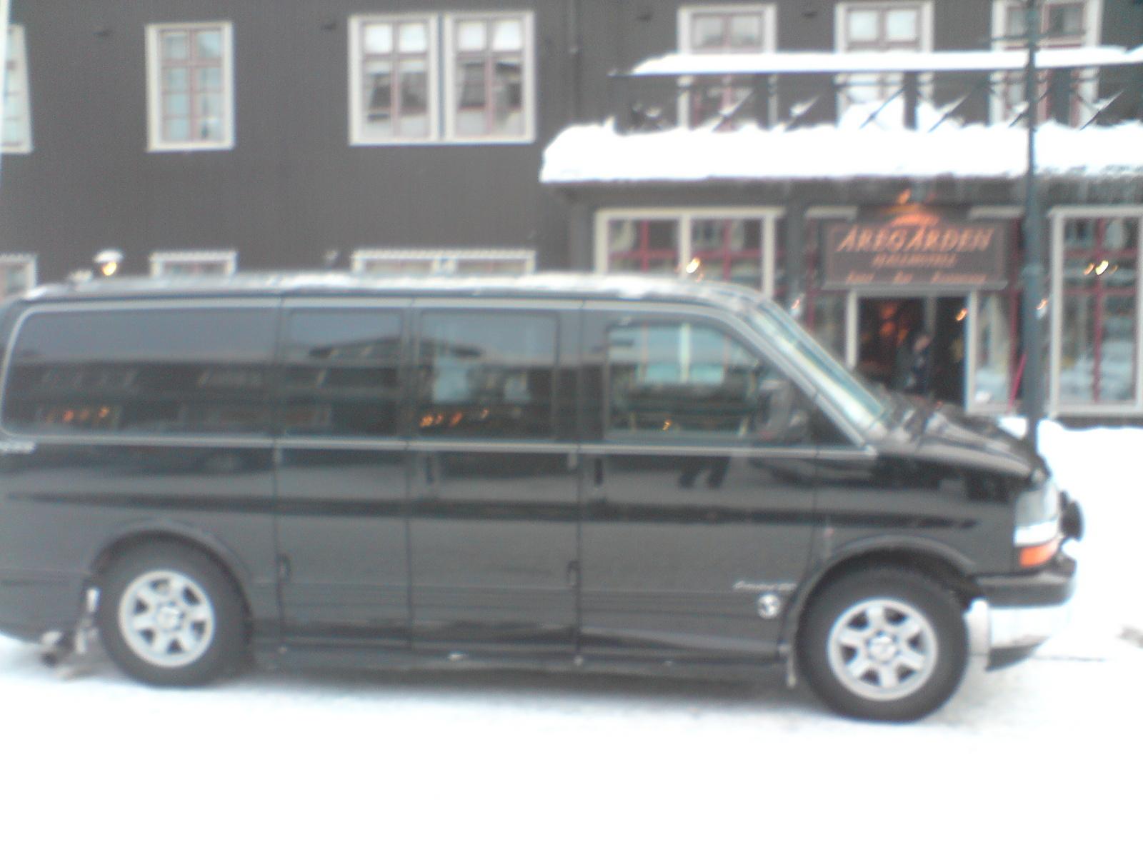 Chevy Express Van >> 1998 GMC SAVANA CARGO - Image #3