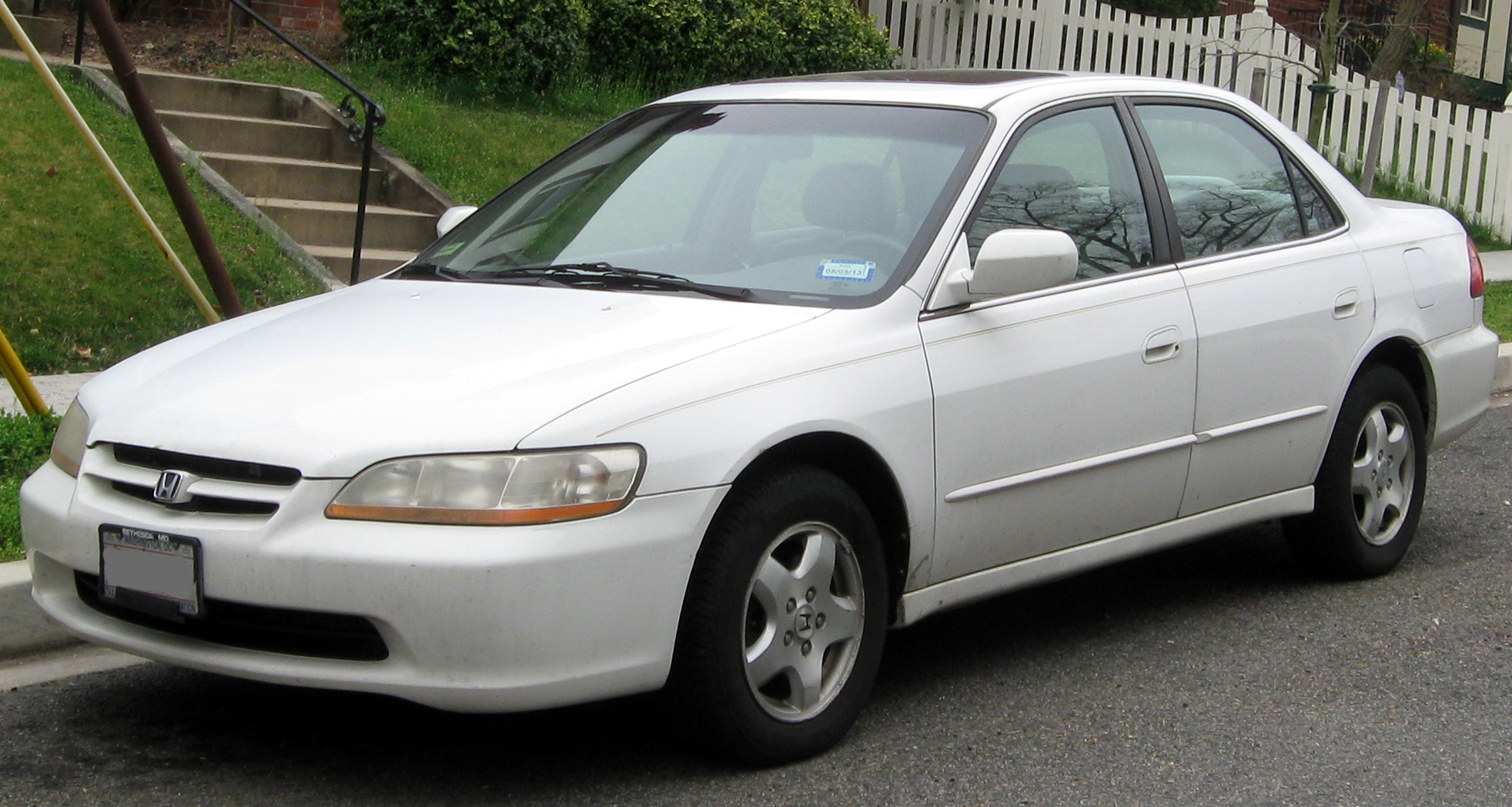 1998 Honda Accord #8 Honda Accord #8
