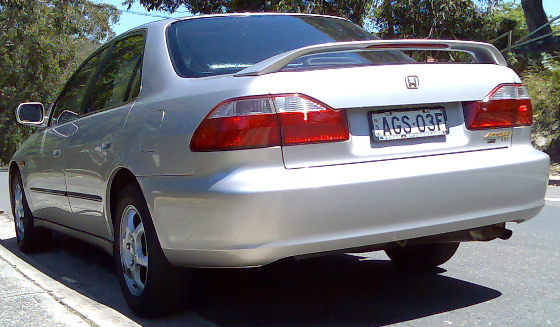 1998 Honda Accord Image 7
