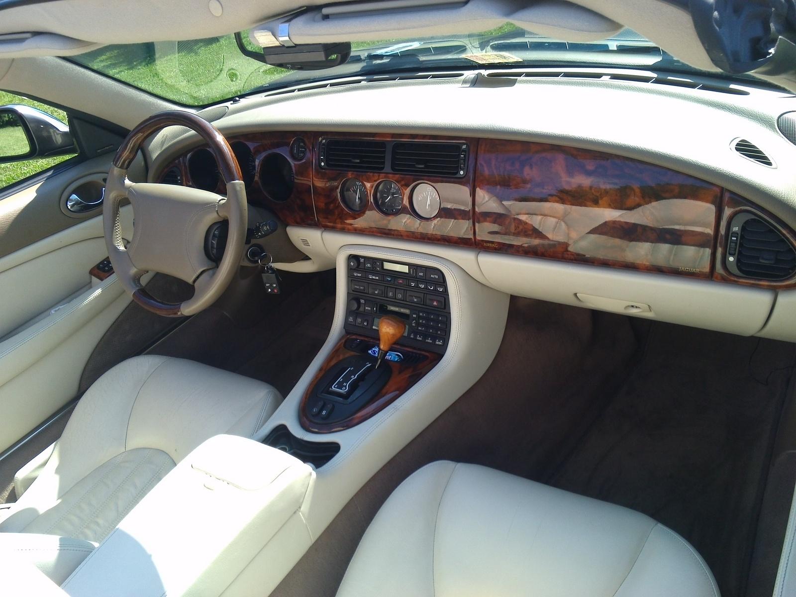 Jaguar Xk8 Body Kit 2007 XKR Headlight Modification Jaguar