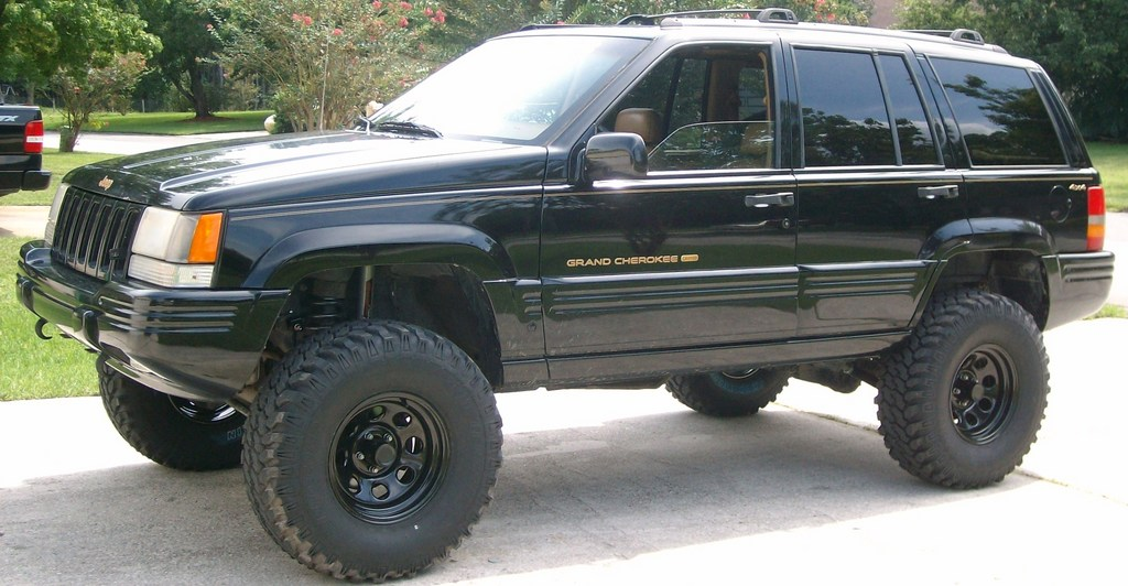 1998 JEEP GRAND CHEROKEE   Image #8