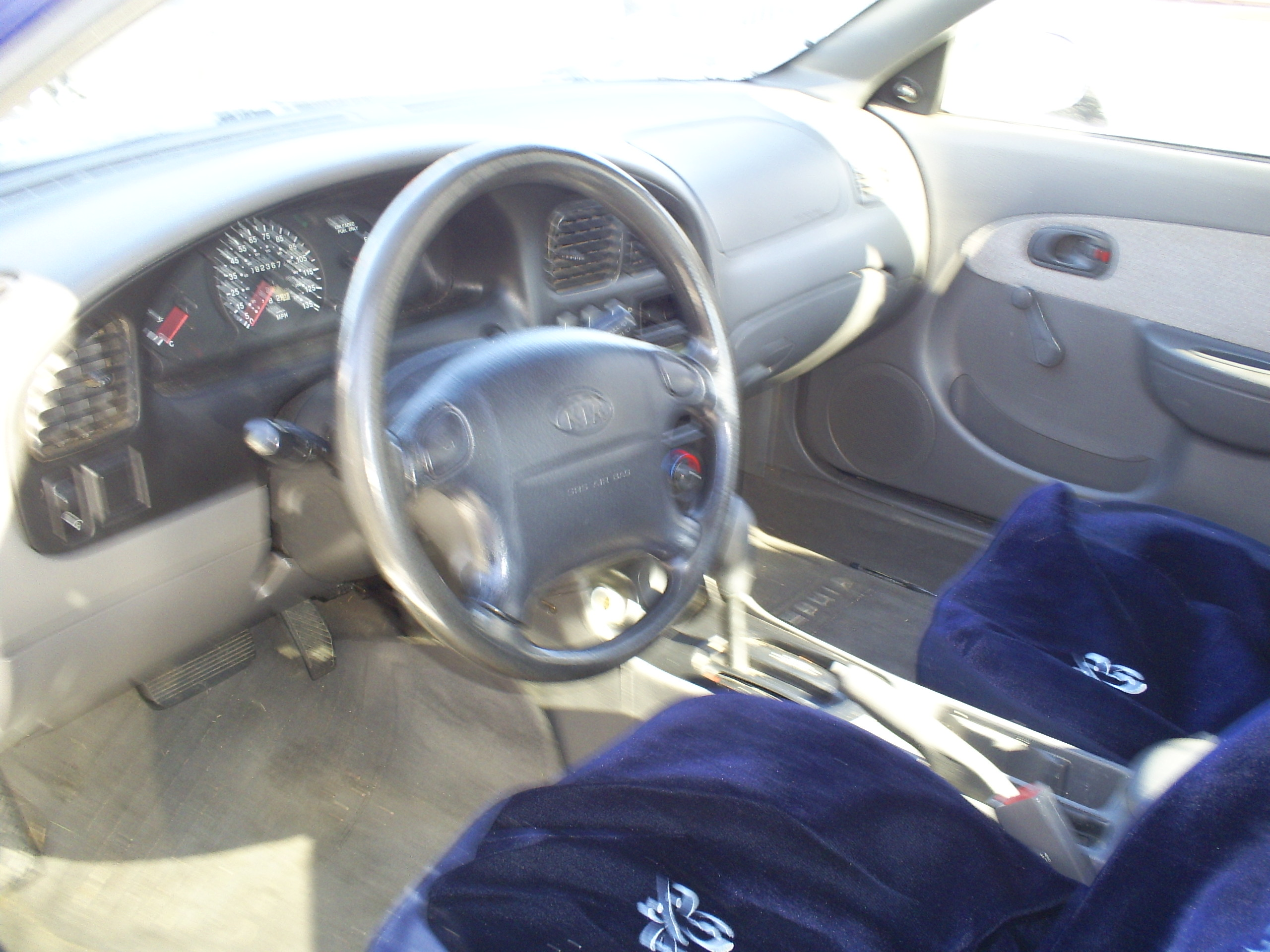 Kia Page 12 2000 Sephia Fuse Box 1998