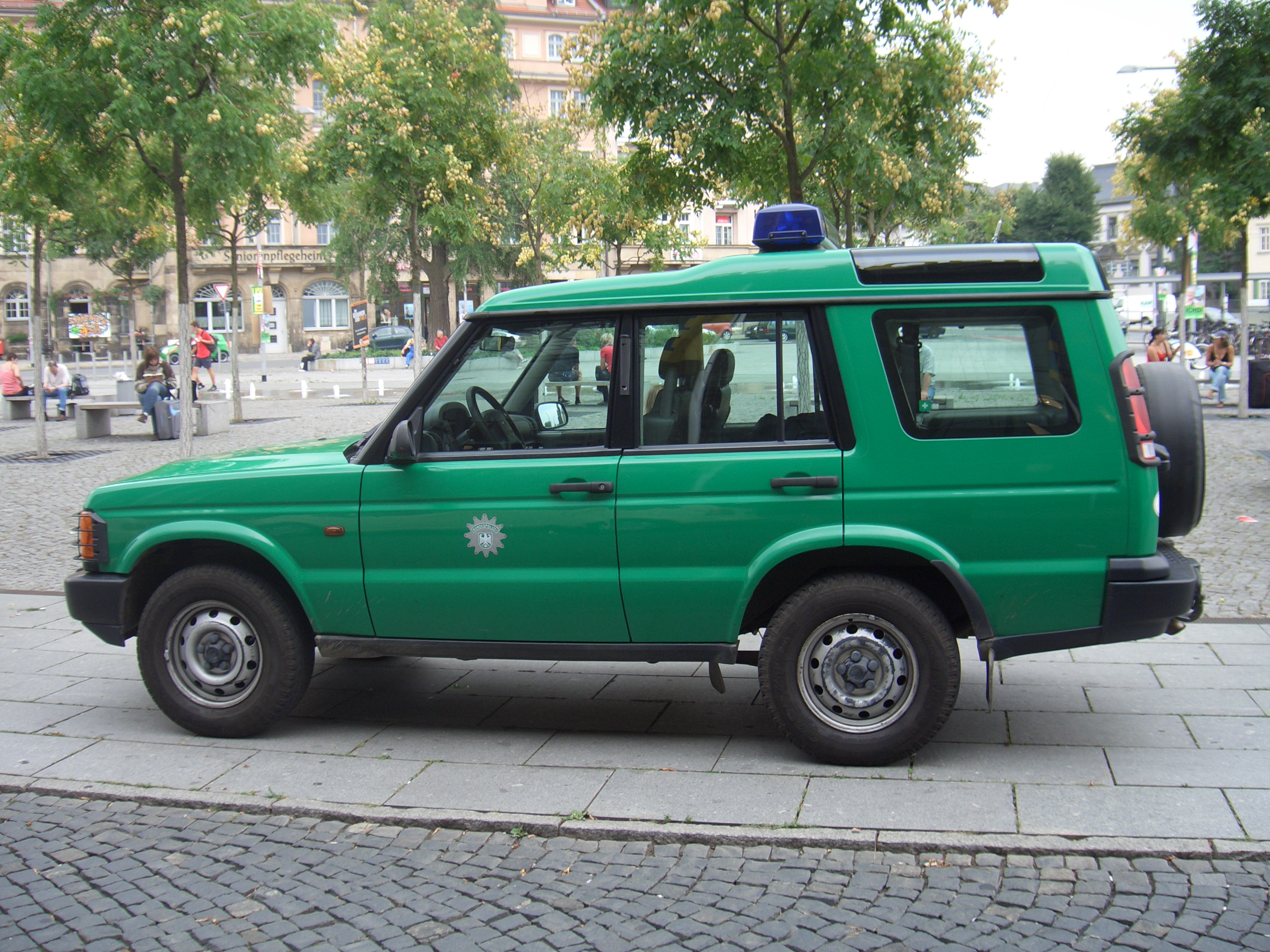 Land Rover Discovery #13