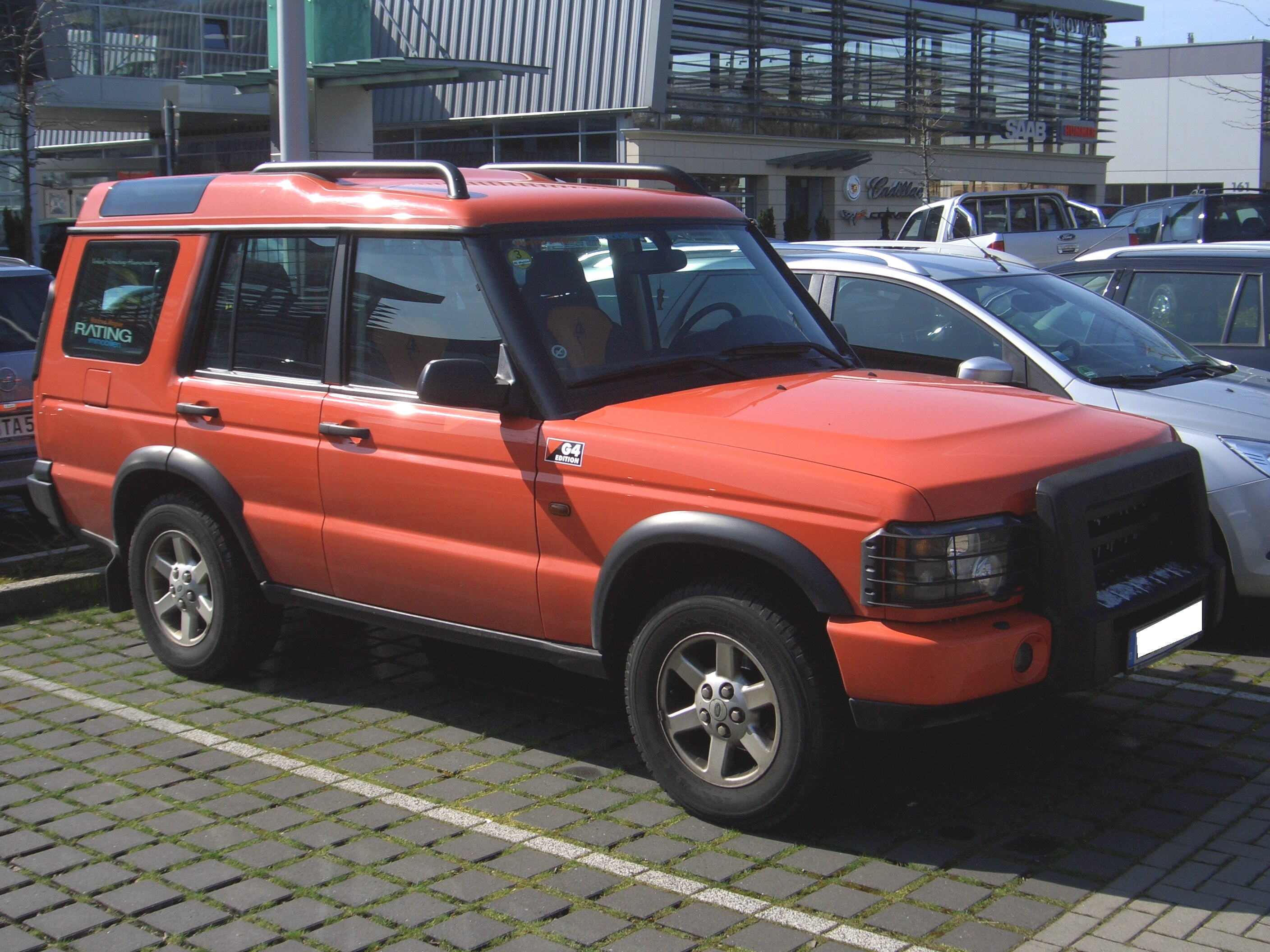 Land Rover Discovery #19