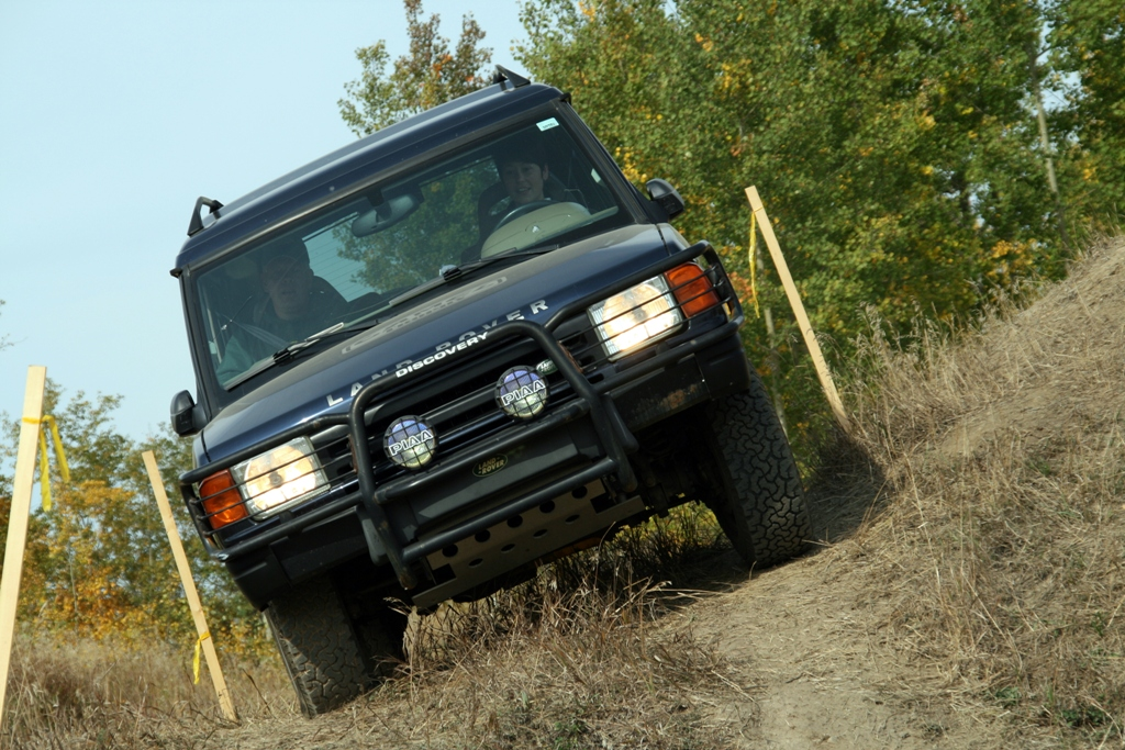 Land Rover Discovery #15