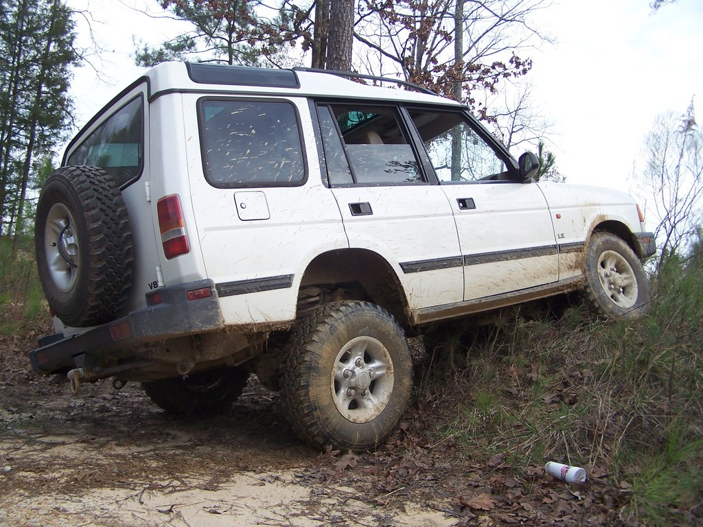 Land Rover Discovery #17