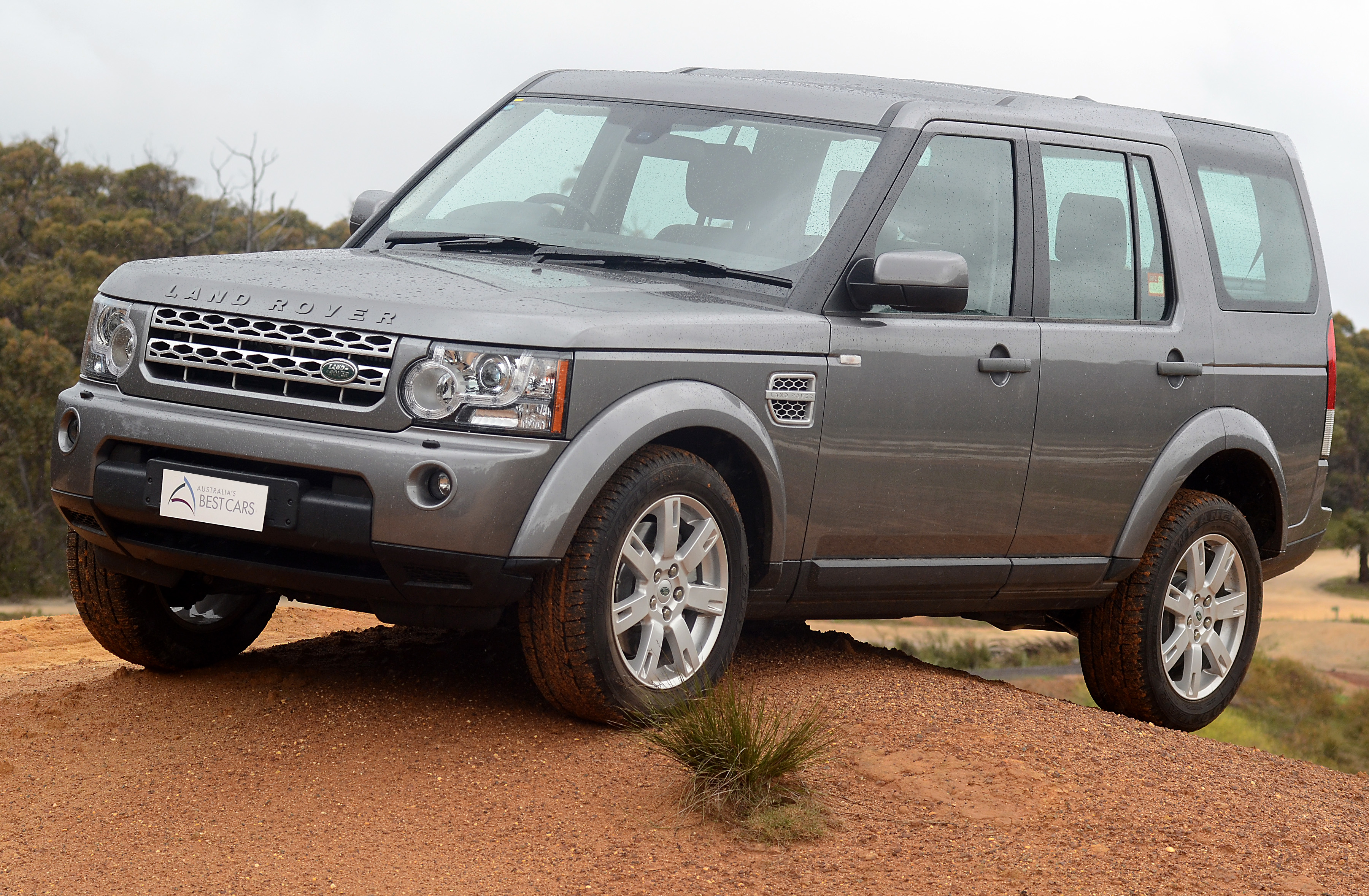 Land Rover Discovery #16