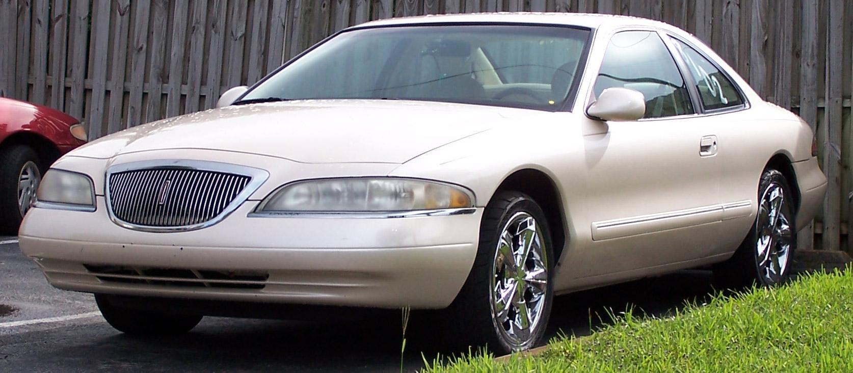 1998 Lincoln Mark Viii Image 11