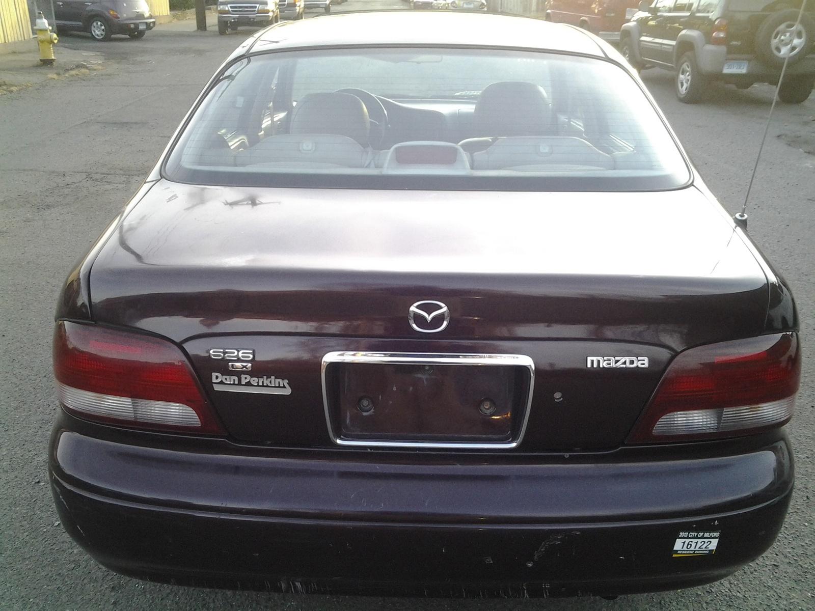 1998 Mazda 626 #1 Mazda 626 #1