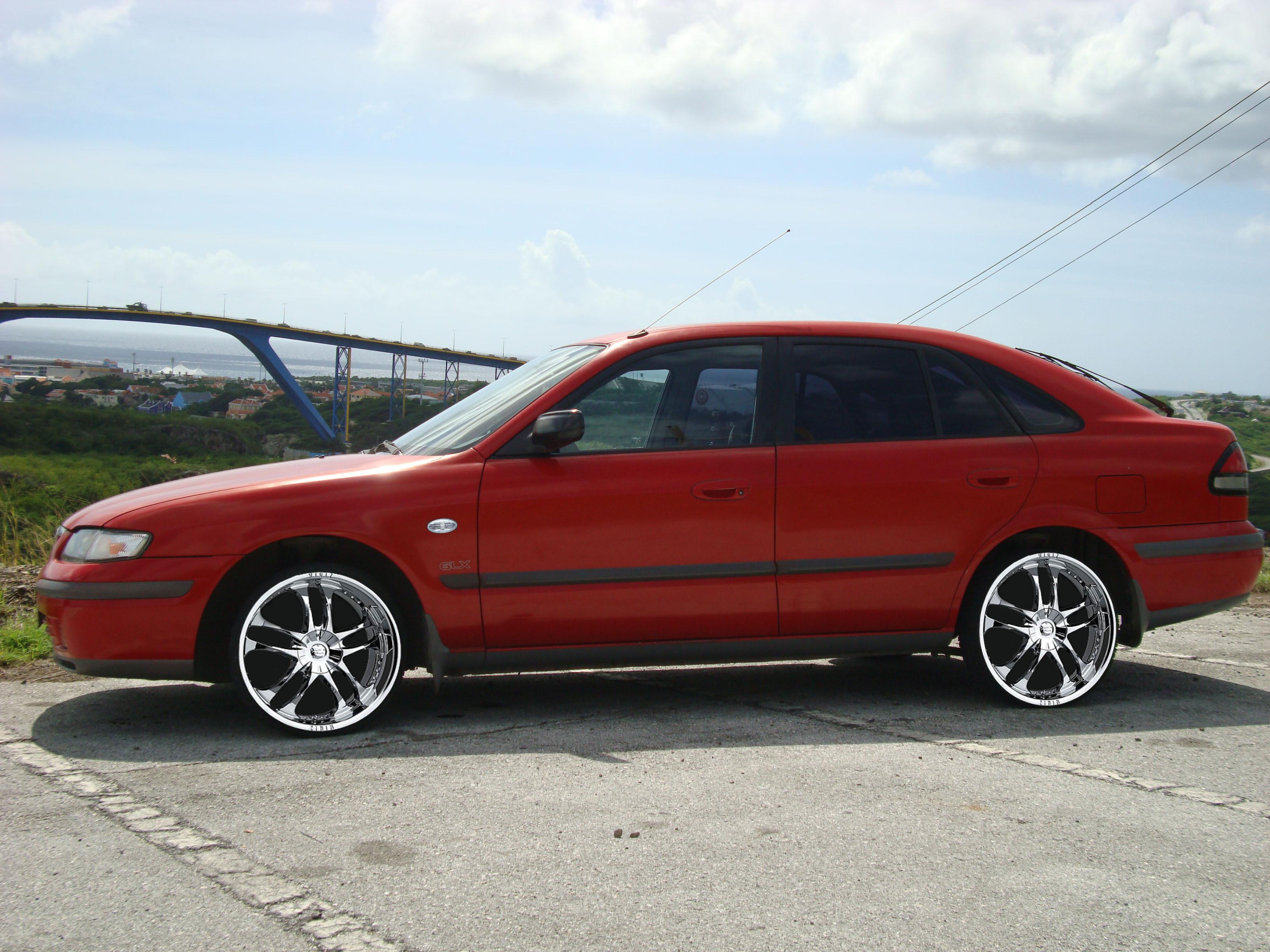 1998 Mazda 626 #11 Mazda 626 #11