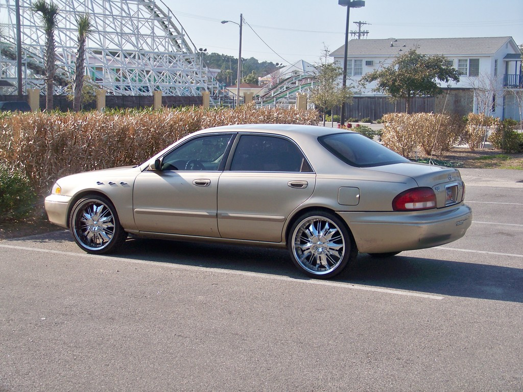 1998 Mazda 626 Image 9