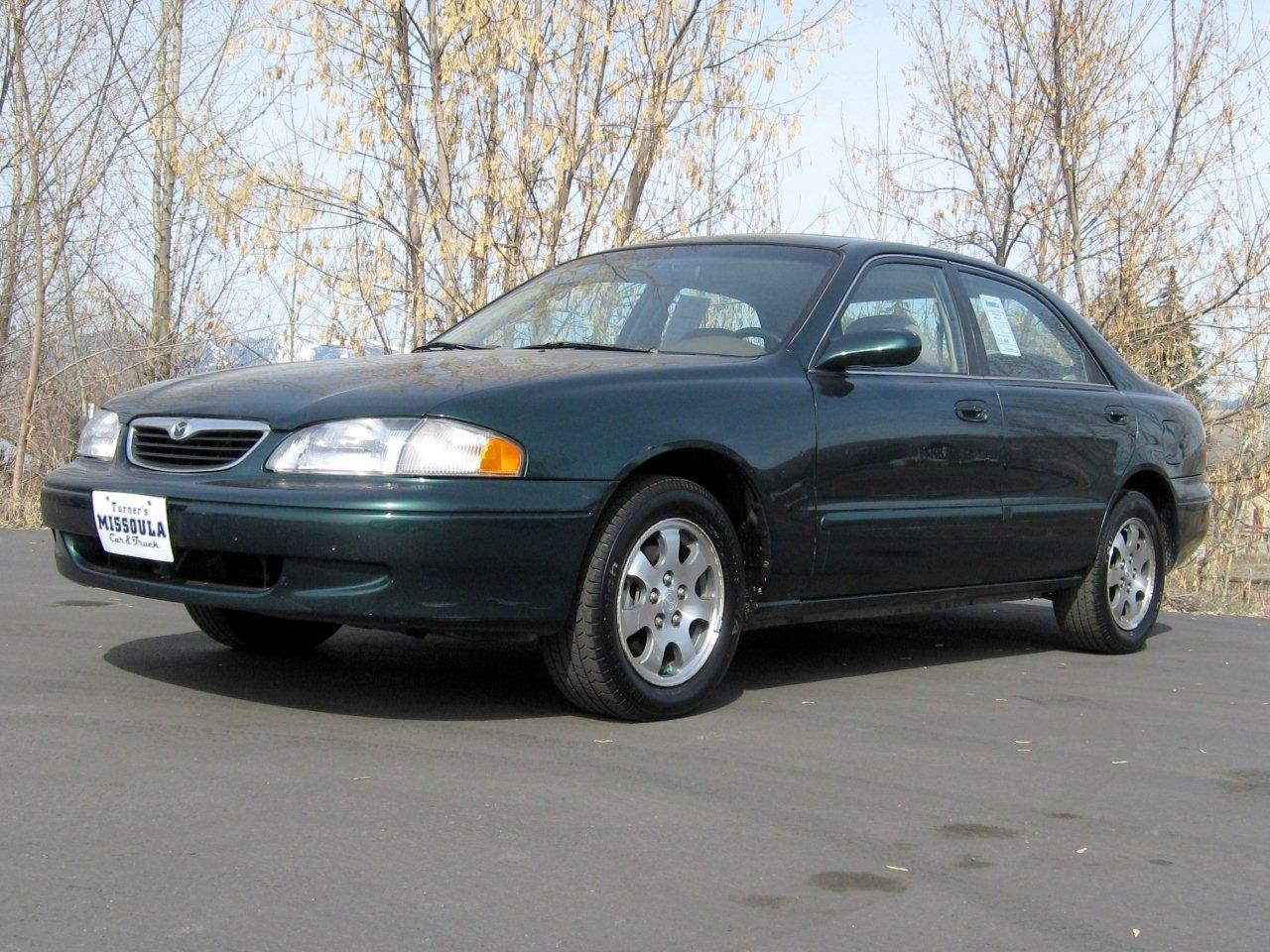 1998 Mazda 626 Information And Photos Zombiedrive