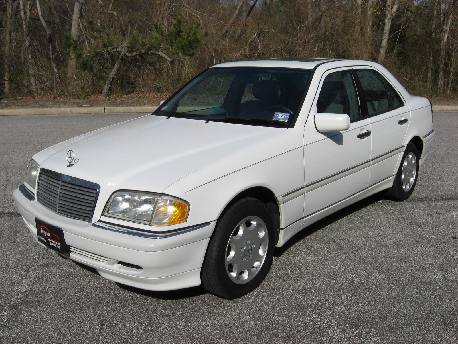 1998 mercedes benz c class image 4 for Mercedes benz c class 1998