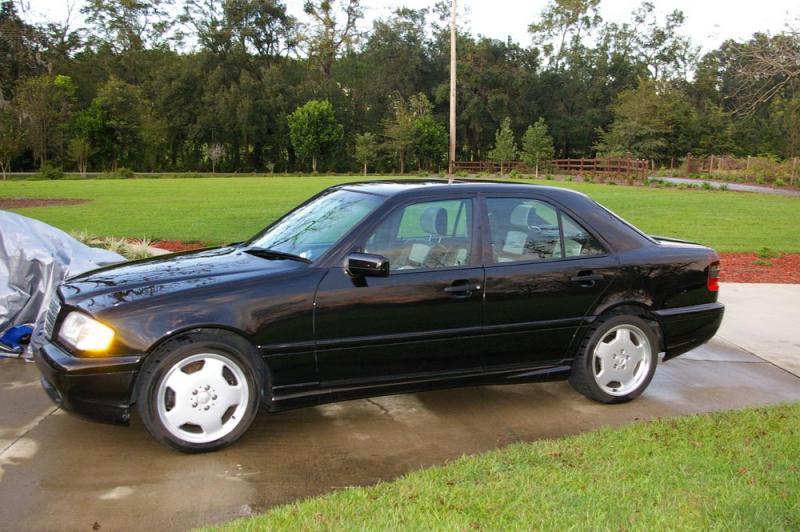 1998 Mercedes Benz C43 Amg Image 8