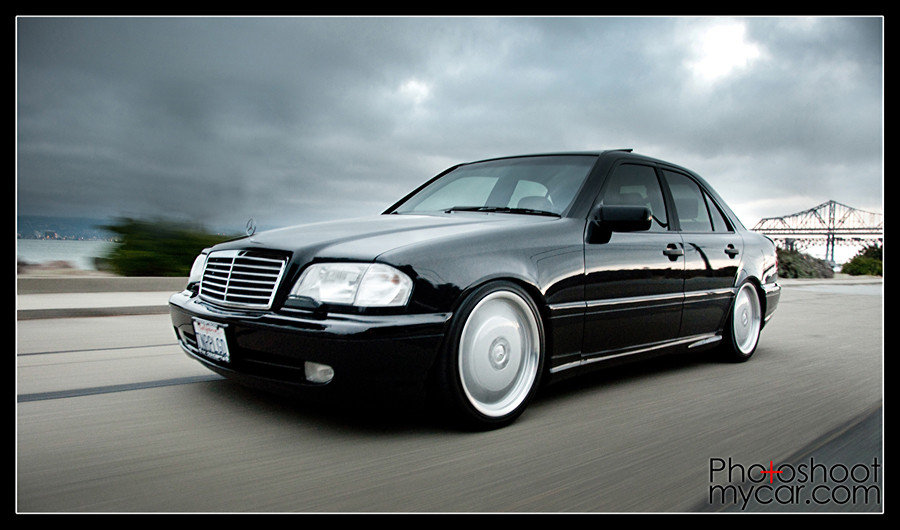 1998 mercedes benz c43 amg information and photos for Mercedes benz c43 amg