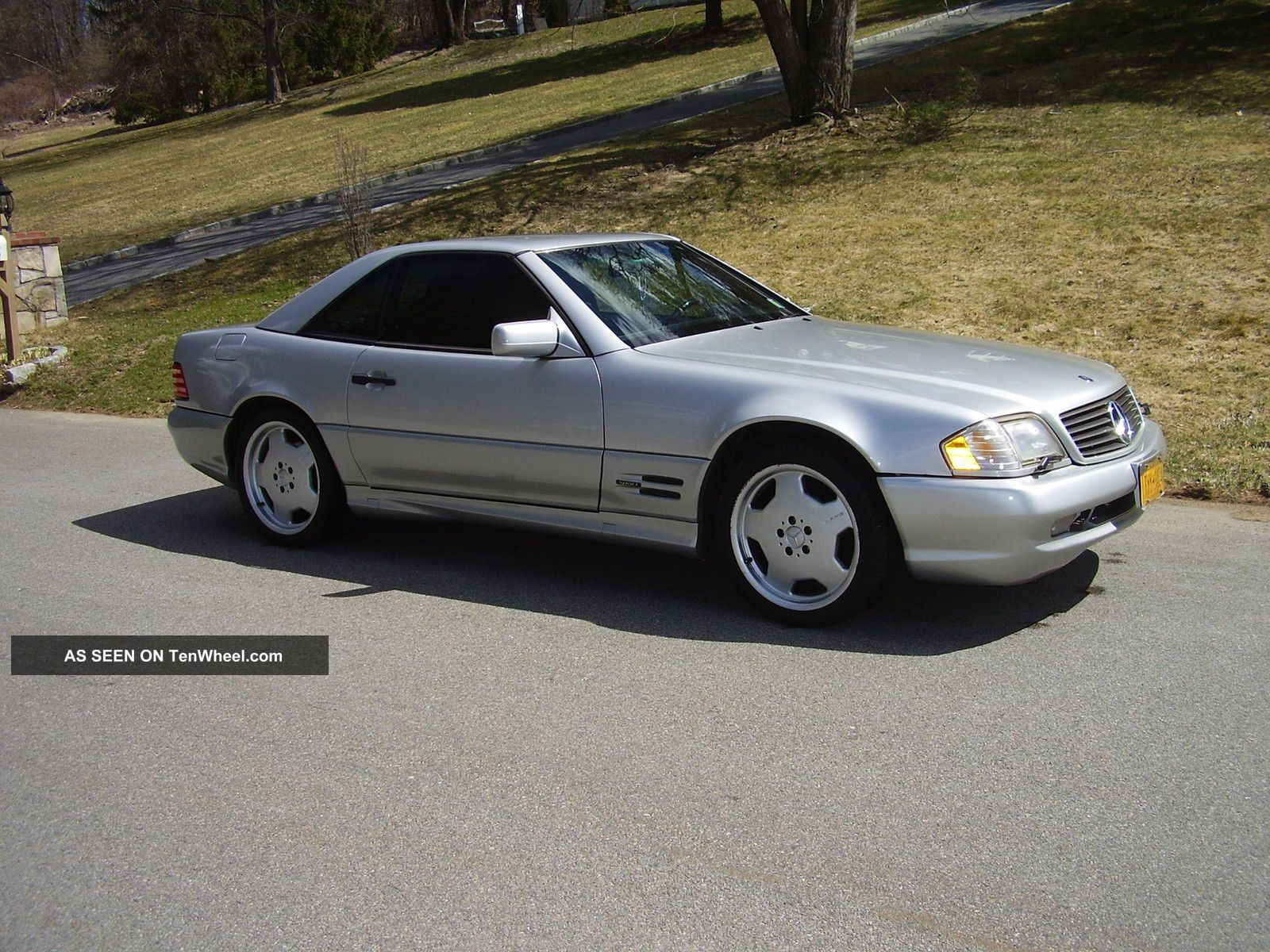 1998 mercedes benz sl class image 3 for 1998 mercedes benz sl500