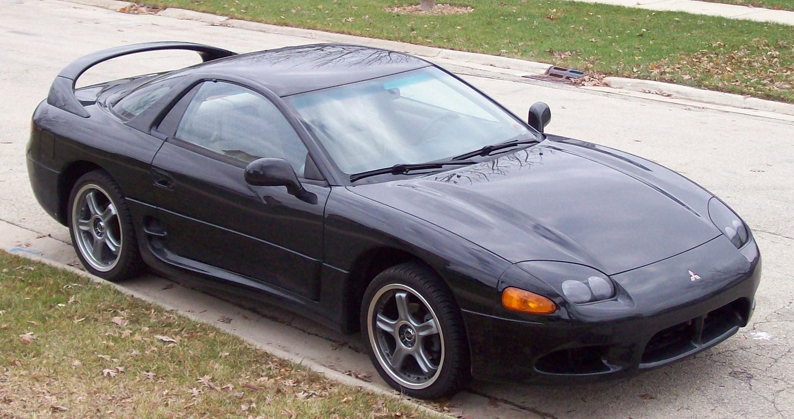 1998 Mitsubishi 3000GT #3 Mitsubishi 3000GT #3