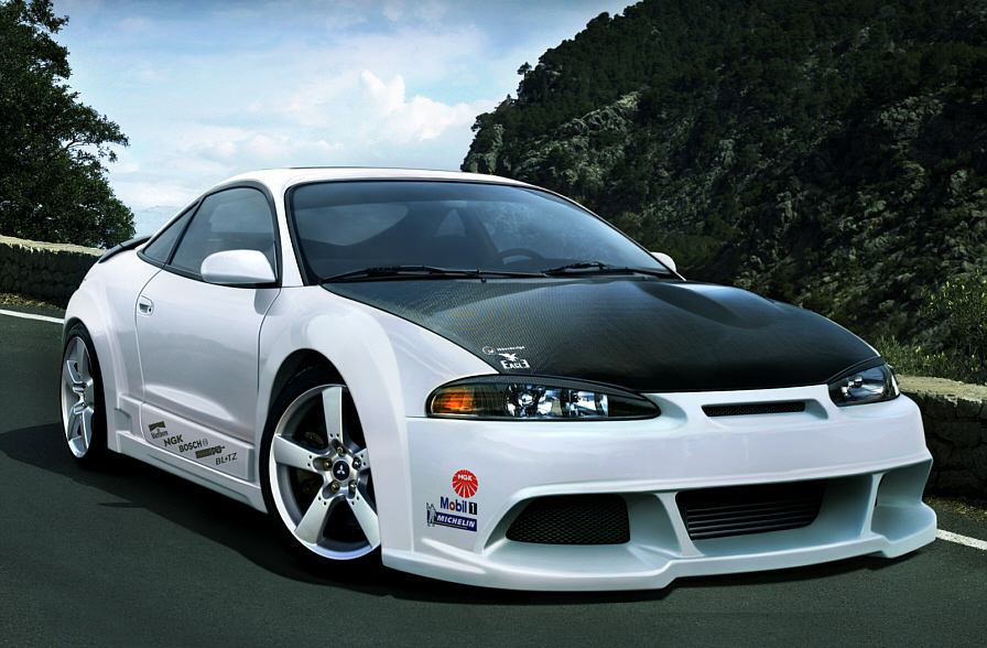 1998 Mitsubishi Eclipse - Information and photos - ZombieDrive