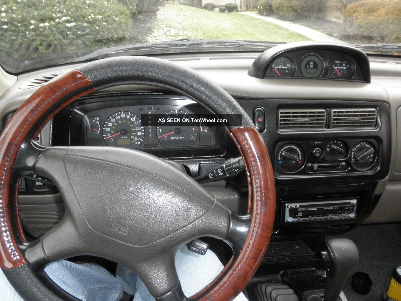 1998 mitsubishi montero 2 mitsubishi montero 2 - Mitsubishi Montero 1998
