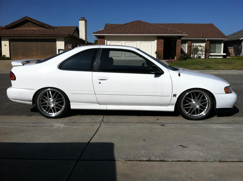 1998 Nissan 200sx Image 8