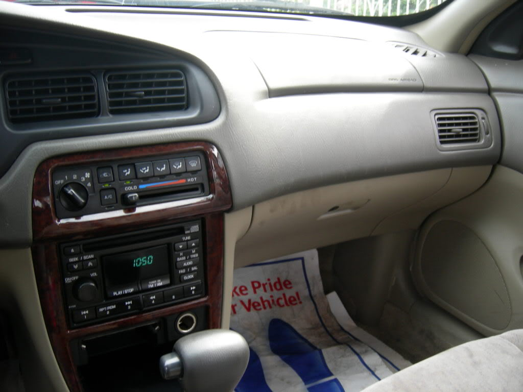 1998 nissan altima - information and photos - zombiedrive