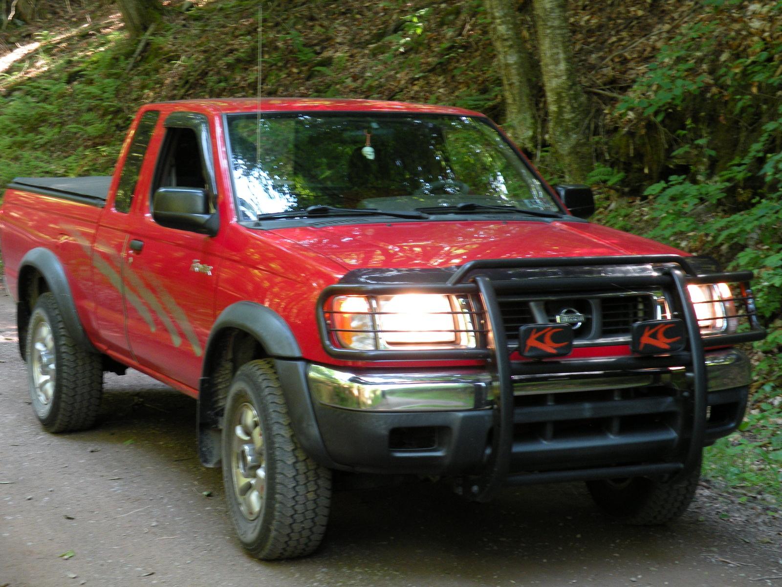 1998 Nissan Frontier #10 Nissan Frontier #10