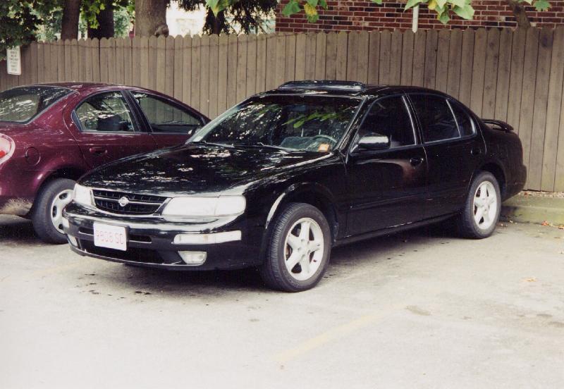 1998 Nissan Maxima Image 5
